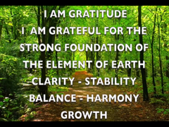 Gratitude for Mother Earth